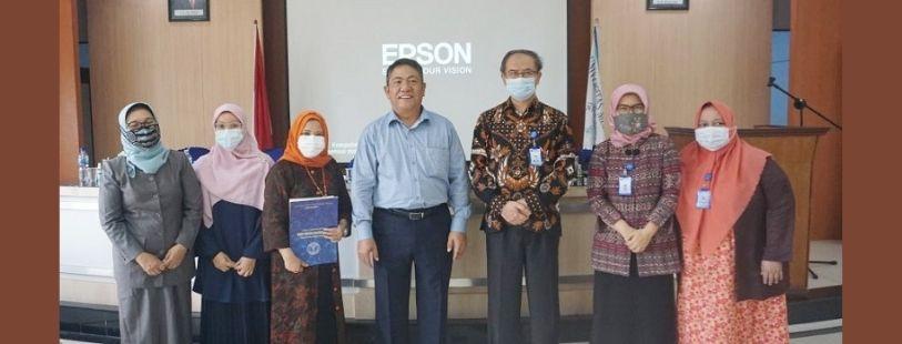 Rapat Tinjauan Manajemen Universitas Medan Area